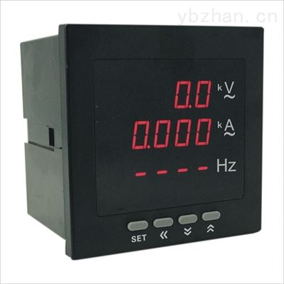 AOB394Z-8X4-UIF智能单相数显电流表