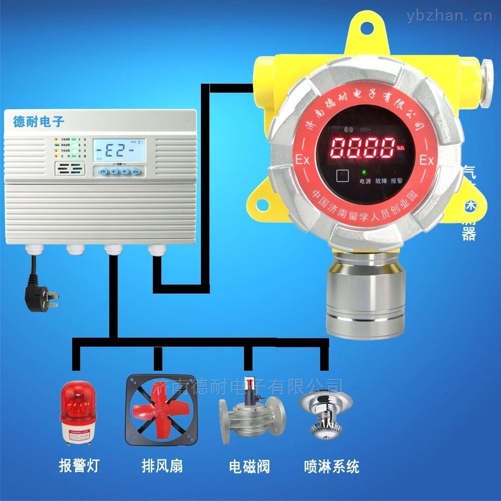 壁挂式气体报警控制器,可燃性气体探测器