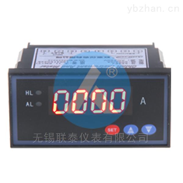 SX48J-ACI可編程數顯單相交流電流表