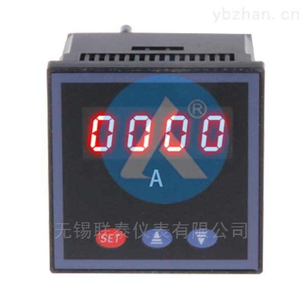 SX120J-ACI 數顯可編程單相交流電流表