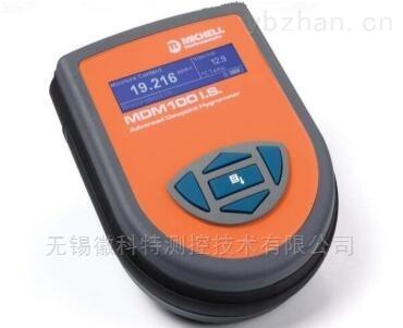 密析尔MDM100便携式露点仪相对湿度显示仪