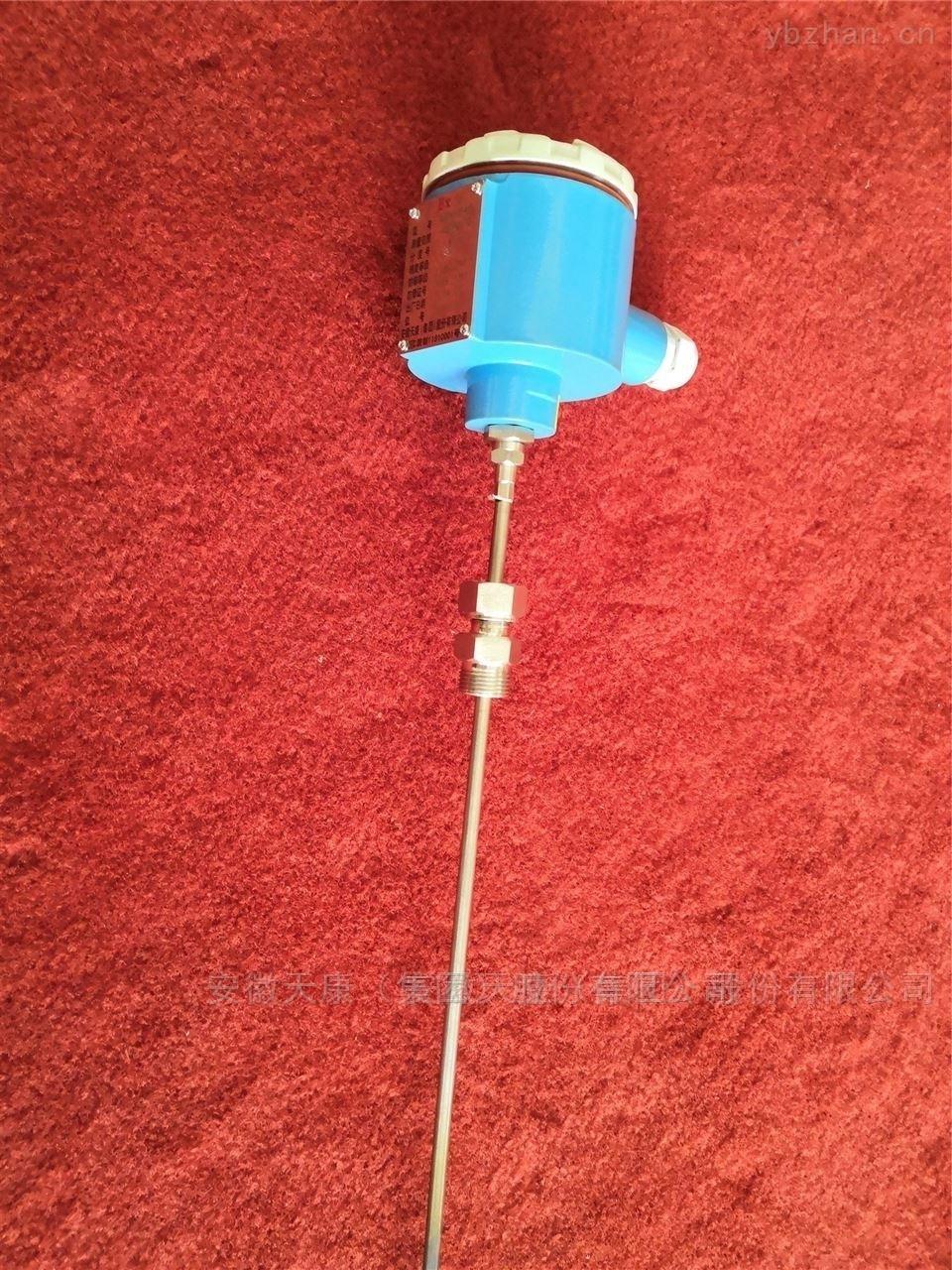 铠装耐磨热电阻应用