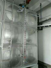 咸阳宝鸡消防水池远传式磁翻板液位计厂家