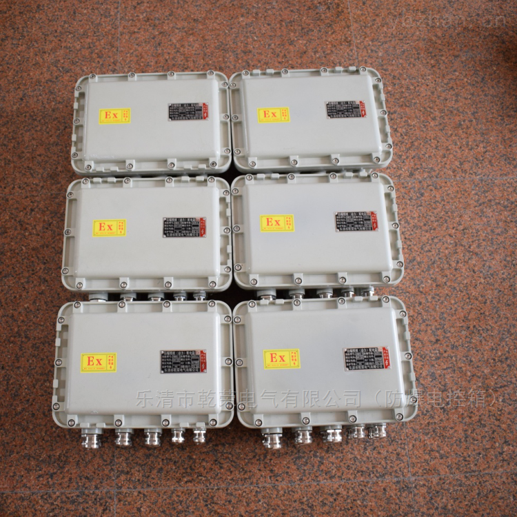 300*300隔爆型防爆接线箱