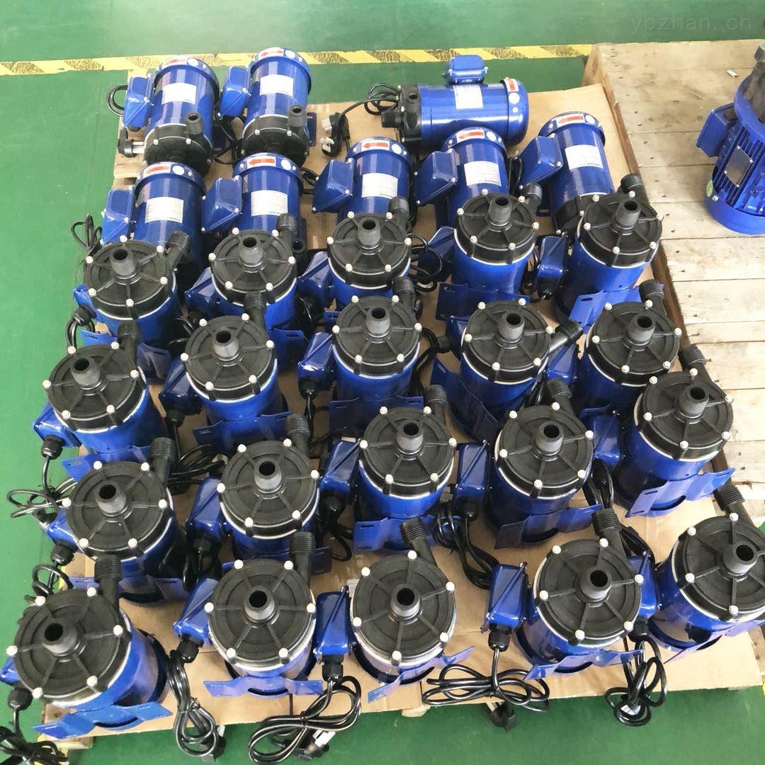 使用創升小型磁力泵應注意的事項