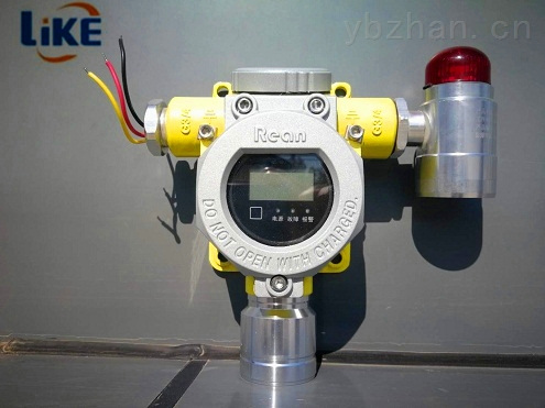 廠房氧氣瓶濃度報警器廠家 測PPM 大量程 可聯動消防系統
