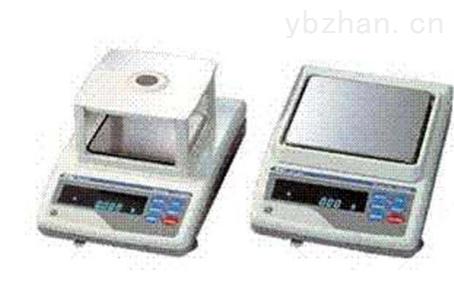 日本AND电子天平GX-1000一键校正