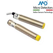 M12 DECOUT 圆柱形电感式传感器