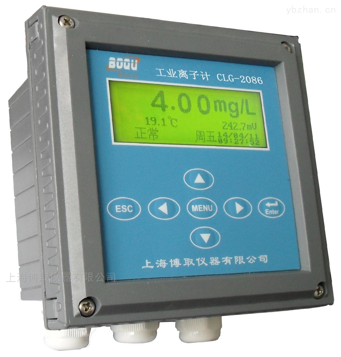 CLG-2086-在線氯離子檢測儀