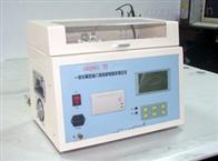 ZYJY-80ZYJY-80全自動絕緣油介電強度測試儀(單杯)