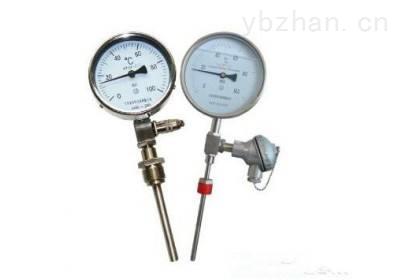 指针式远传双金属温度计