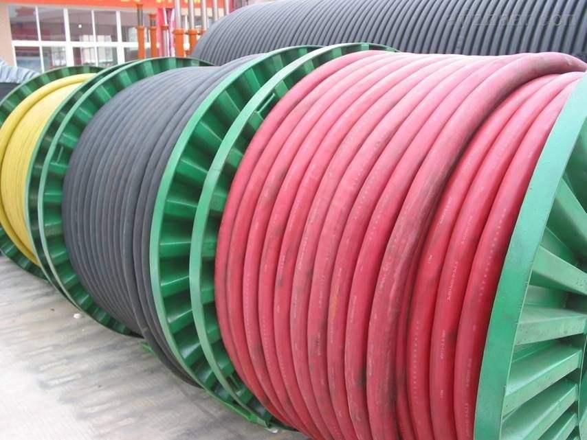 MYP矿用屏蔽橡套软电缆3×16+1×10