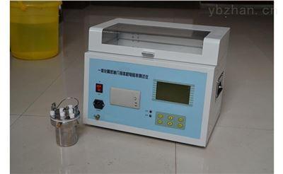 绝缘油 介电强度测试仪电力承试