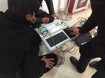 微机继电保护测试仪六相