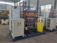 HCCL湖南水厂消毒设备/加氯消毒次氯酸钠设备