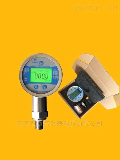 不銹鋼高精度數字顯示壓力表