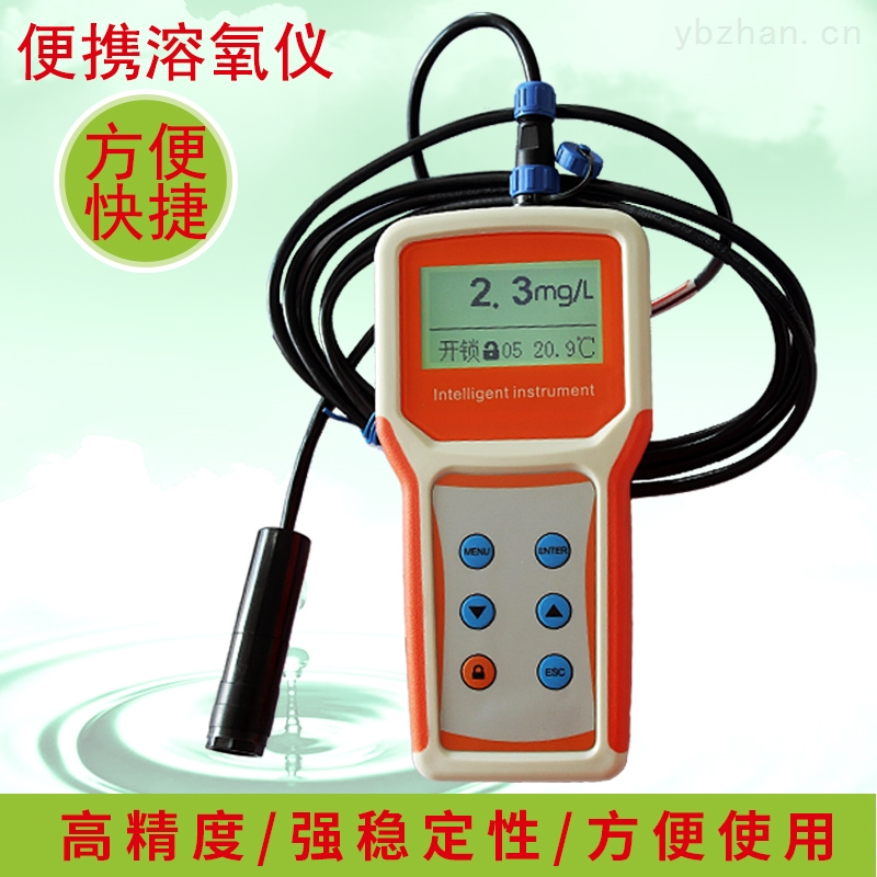 DNB-160-手持式溶解氧测定仪便携式溶氧仪DO仪