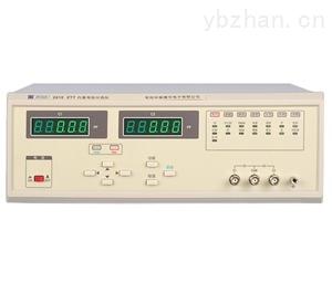 常州中策ZC2610陶瓷諧振器內置電容測試儀
