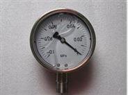 不锈钢真空压力表