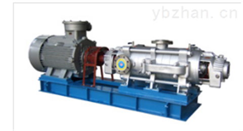 自平衡型多级化工离心泵