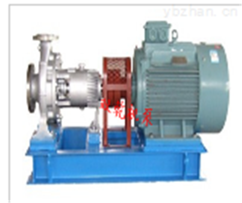 XHO系列新式化工流程泵