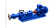螺杆泵(浓浆泵)