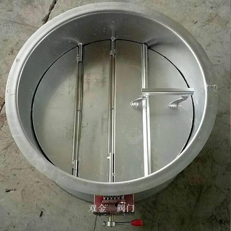 STF-1-圓形手動風量調節閥