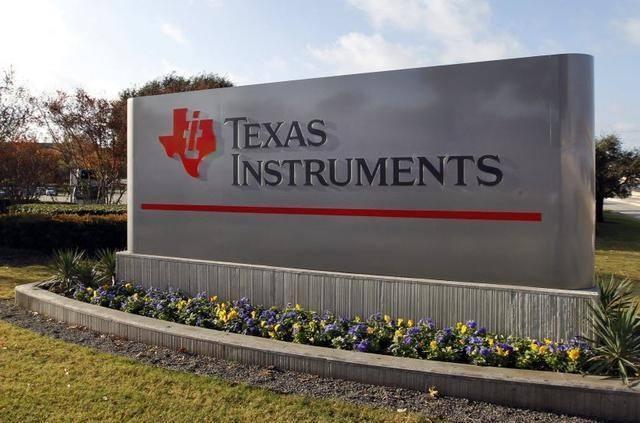 德州仪器一季度净利润13.66亿美元 同比增长37%