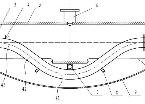 【仪表最新专利】一种超微弯型科里奥利质量流量计
