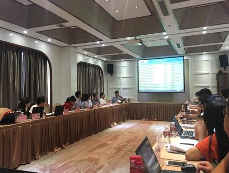 """""""产品生产过程质量测量分析""""项目组会议召开"""