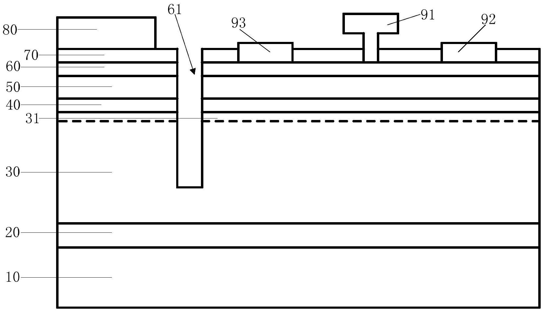 【仪表最新专利】GaN压力传感器件及其制作方法