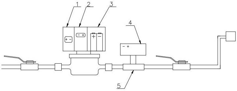 【仪表最新专利】一种应用于智能水表的自发电装置
