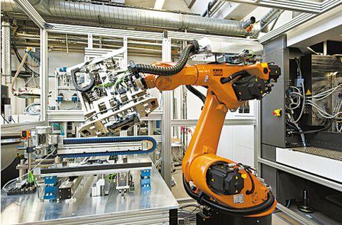 江蘇省機器人與機器人裝備標準化技術委員會落戶常州