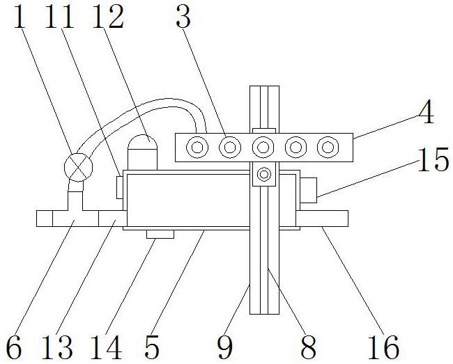 【仪表新专利】一种具有消防报警功能的智能水表