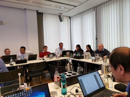 IEC智能制造系統架構工作組會議順利召開