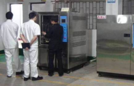 恒温恒湿试验箱冷凝器的安装方法
