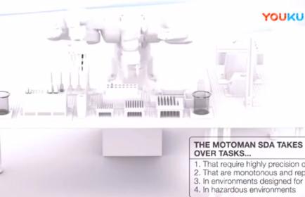 日本15軸工業機器人,這操作大開眼界!