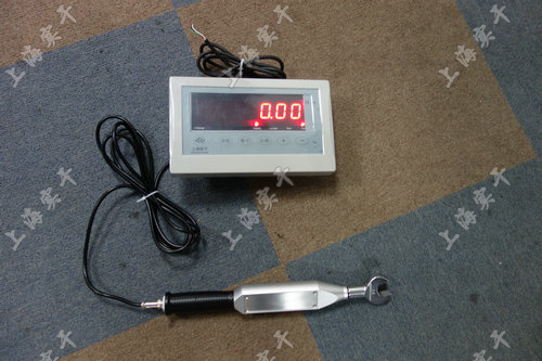 特殊定制的数显式扭力检测扳手