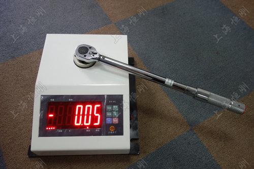 便携式扭力扳手检测机