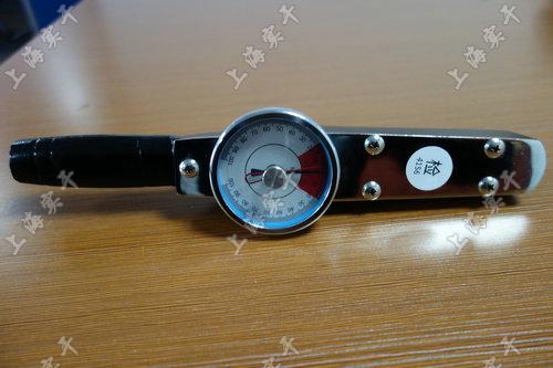 指针式扭矩检测扳手图片