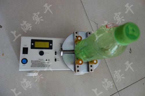 瓶子瓶盖扭矩试验仪图片