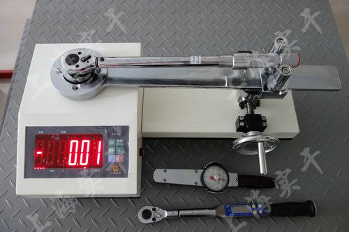 扭矩扳手校验仪图片