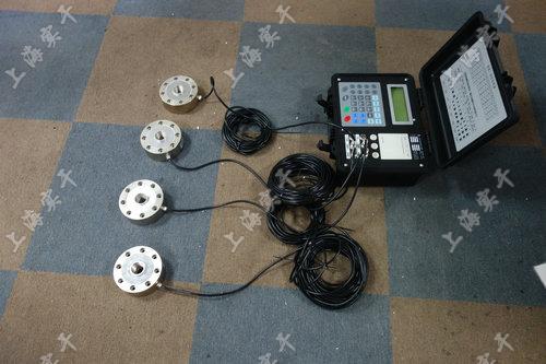 多通道电子式推力表图片