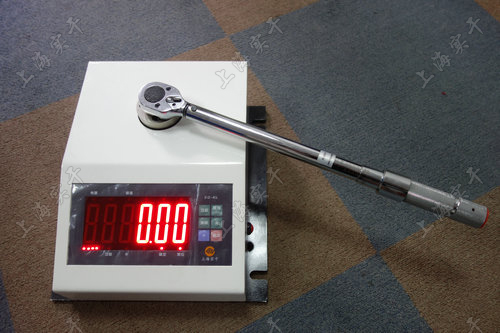 特殊定制的力矩扳手测试仪
