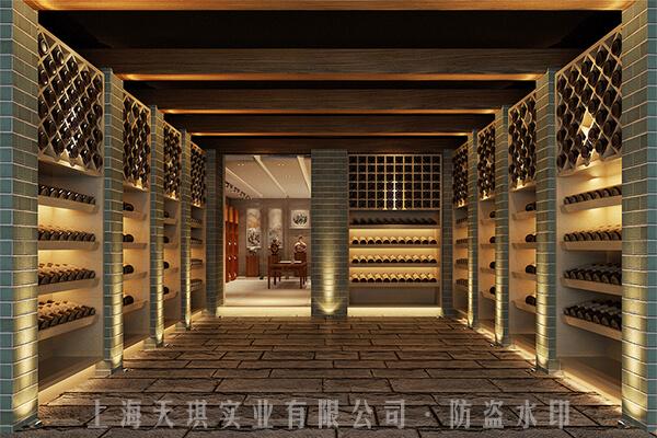 別墅密室設計