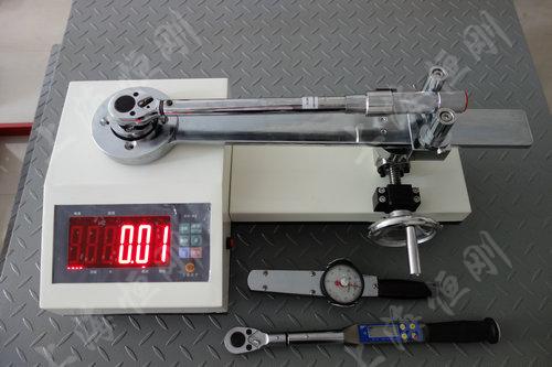 扭矩扳手检测器