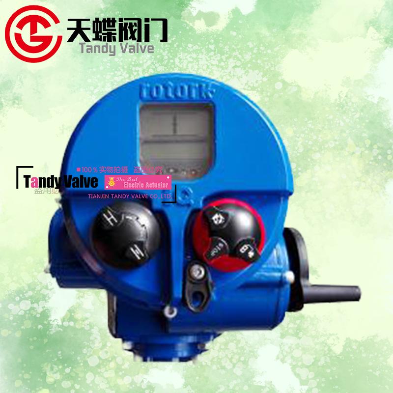 IQC罗托克电动执行器