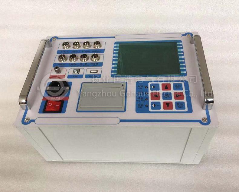 GHKC128<strong>高压开关动特性测试仪</strong>产品实拍