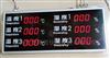 FT-H1518A2常规多路温湿度显示屏