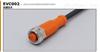 易福门现货5芯插座EVC002 德IFM传感器连接技术